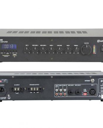 ADASTRA RM120B - Amplificador 120w 8 ohms