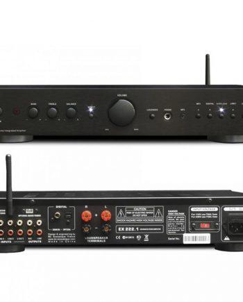 BC ACOUSTIQUE EX 222.3 - Amplificador integrado 2 x 70w 4-8 ohms wifi