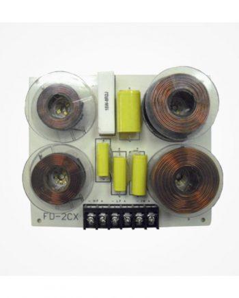 BEYMA FD2CX - Filtro crossover 2 vías 350w