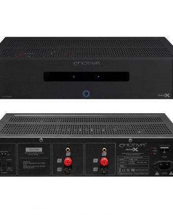 EMOTIVA BASX A-300 - Amplificador integrado 2 x 150w 8 ohms estéreo