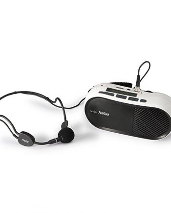 FONESTAR FAP-10 - Amplificador portátil cintura 10w 1 microfono