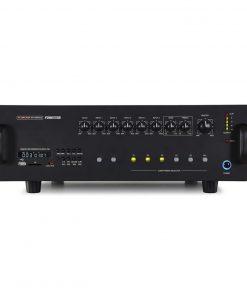 FONESTAR MA-400RGUZ - Amplificador de megafonía 4 lineas 120w  usb/sd/mp3/fm