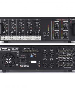 FONESTAR MAZ-4480 - Amplificador multizona 5 canales 4 x 120 w