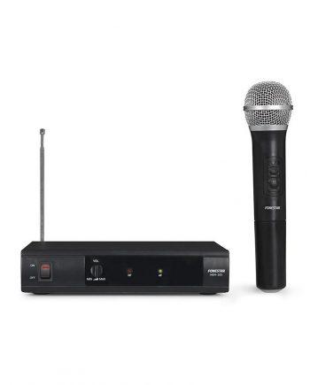 FONESTAR MSH-105 - Microfono inalambrico de mano Vhf 6 canales