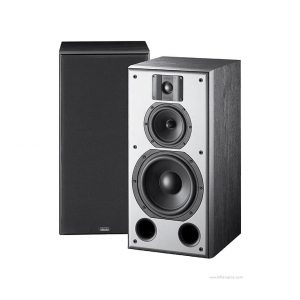 INDIANA LINE DJ 308 - Altavoces de pared 3 vías 140w 4-8 ohms