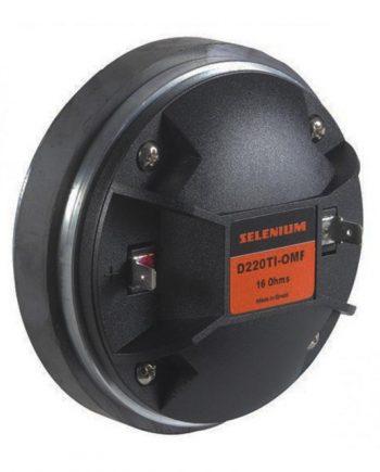 JBL-SELENIUM D220TI OMF - Motor de compresión 1