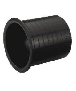 MONACOR MBR-100 - Tubo bass reflex Sv 77 cm2 color negro