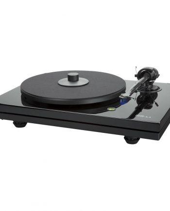 MUSIC HALL MMF 5.3 - Tocadiscos manual 2 velocidades 2 alturas negro