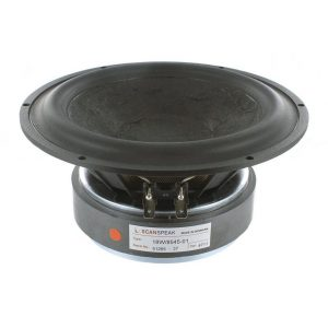 "SCAN-SPEAK 18W/8545-01 - Altavoz de medios y graves 6"" 100w 8 ohms"