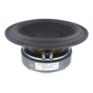 "SCAN-SPEAK 18W/8545K-00 - Altavoz de medios y graves 6"" 100w 8 ohms"