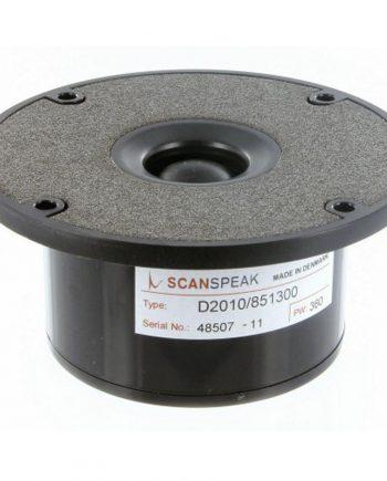 """SCAN-SPEAK D2010/851300 - Tweeter de cúpula 3/4"""" 90w 8 ohms"""