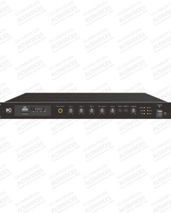 CONTRACTOR AUDIO T-240TB - Amplificador 170w