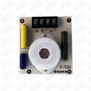 BEYMA F-100 - Filtro paso alto 8 ohm 300W