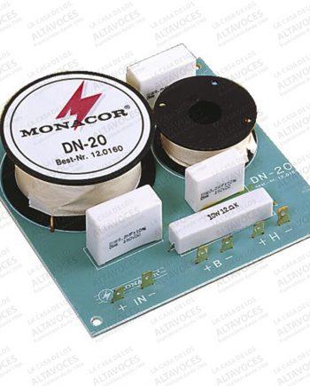 MONACOR DN-20 - Filtro 2 vías 8 ohm 300W